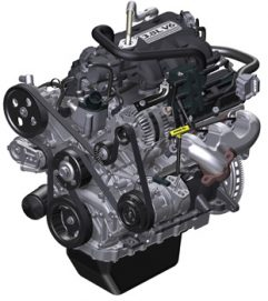 3.8 Chrysler Engine