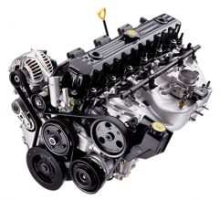 4.0 Liter (242) AMC Engine