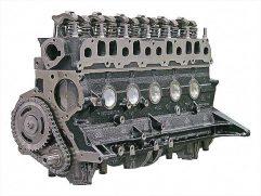 4.2L (6-258) AMC Engine