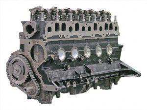 4.2L (6-258) AMC Engine