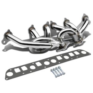 00-06 Jeep XJ & TJ 4.0L L6 Stainless Racing Manifold