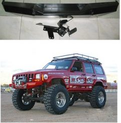 JEEP CHEROKEE XJ WINCH BUMPER WINCH BAR