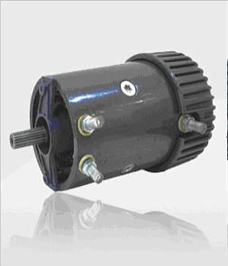 12V 6.2hp short Winch Motor 20 Spline 4 Warn Superwinch x9