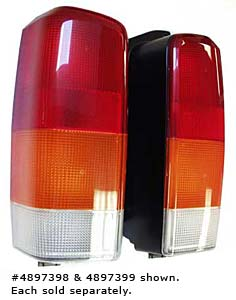 Tail Lamp (Left) 1997-2001
