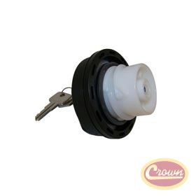 Fuel Gas Cap (Locking - Coded Cylinder)