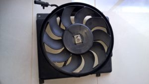 Fan Module Assembly XJ 1997-2001 RHD