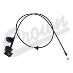 Hood Release Cable XJ