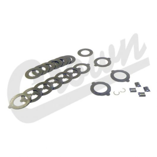 Differential Plate Kit (Trac-Lok)
