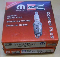 Spark Plug, RC12LYC (2.5L, 4.0L)