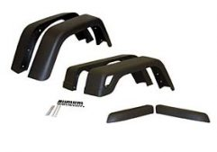 Fender Flare Kit (6 Piece) - Wide