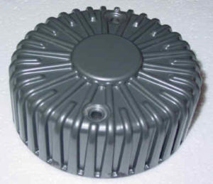 Winch Motor Body Cooler