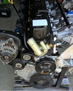 4.0L Jeep Engine Used