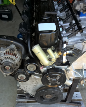 4.0L Jeep Engine Used