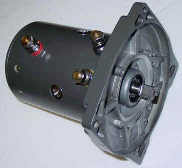 12V 6.0hp Winch Motor with Motor Base for Winch 4WD