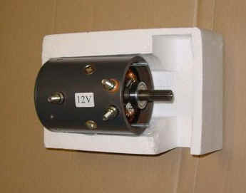 12V 5.8hp Winch Motor 20 Spline 4 Warn Superwinch x9
