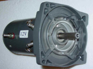 12V Winch Motor 20 Spline 4 Warn HEAVY DUTY 5.8 HP