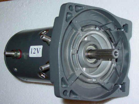 12V Winch Motor 20 Spline 4 Warn HEAVY DUTY 5.8 HP