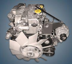 VM 2.5 Turbo Diesel